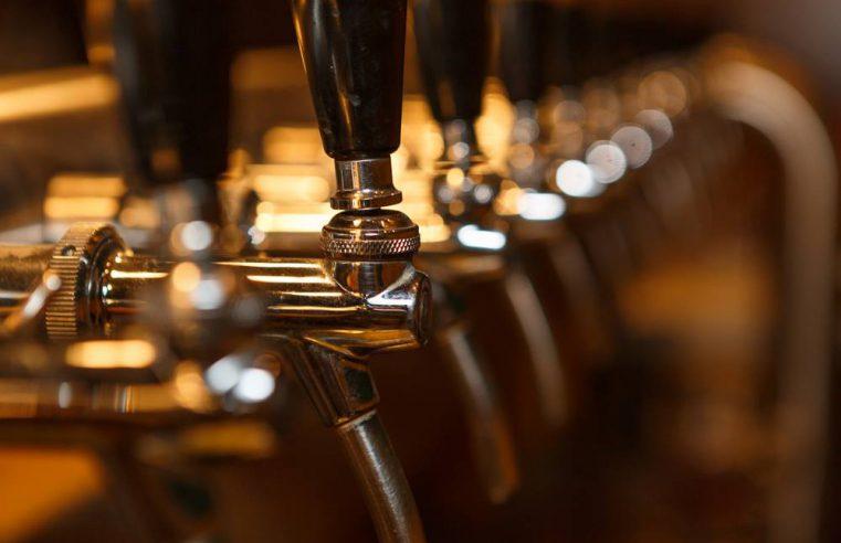 Random tapkranen bier op fsom