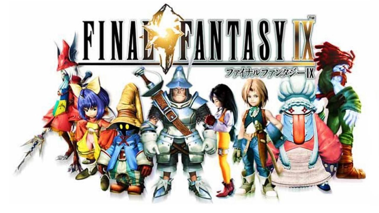 Final Fantasy IX uitgebracht voor PlayStation 4