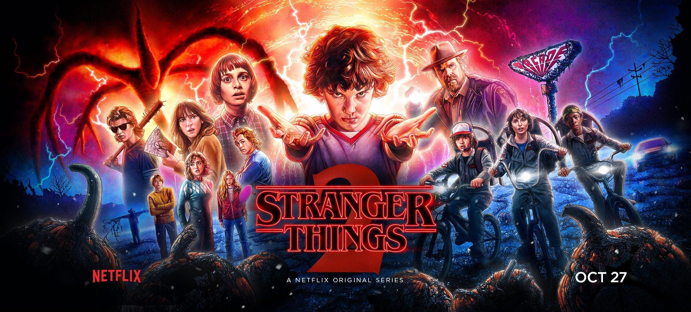 Stranger Things – Seizoen 2 Review