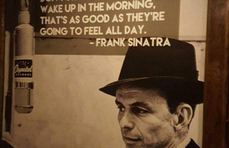 Frank Sinatra op FSOM