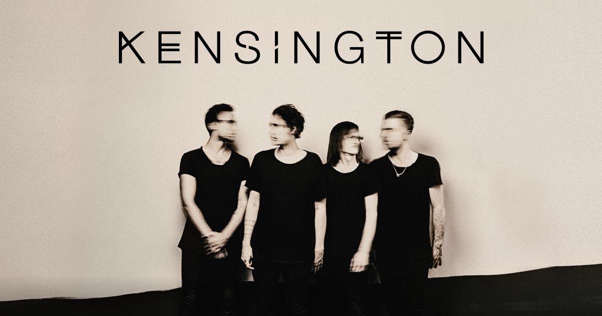 Kensington live @ Oosterpoort Groningen