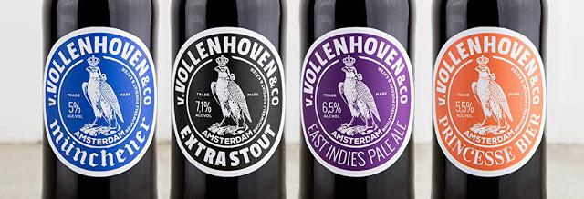 We gaan verder met een gouwe ouwe! Een tijdje terug maakte ik een bierpaspoort over de Van Vollenhoven & CO Extra Stout, proef je mee?