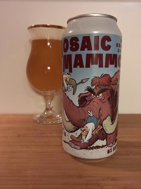Met Mosaic Mammoth DDH is er wederom een Fresh & Fast release in huis!