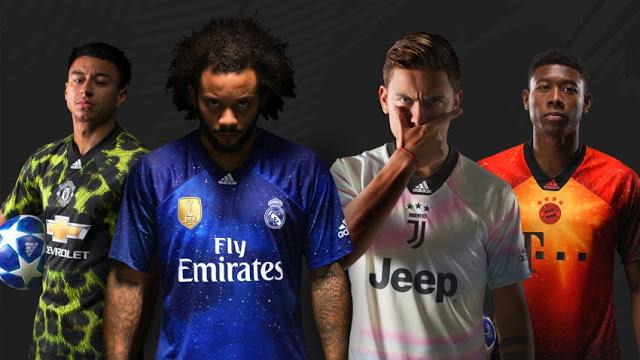 Adidas Football en EA SPORTS slaan handen ineen!