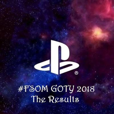 #FSOM PlayStation GOTY 2018 – The Results!
