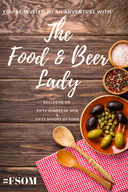 You're invited to an adventure with teh food & beer lady! Exclusief bij FSOM Magazine!