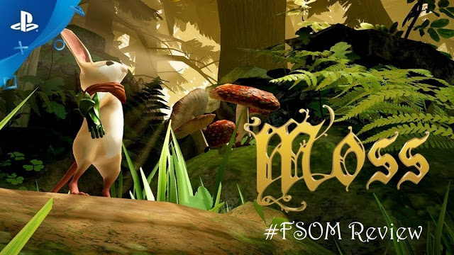 Moss PlayStation VR – Review