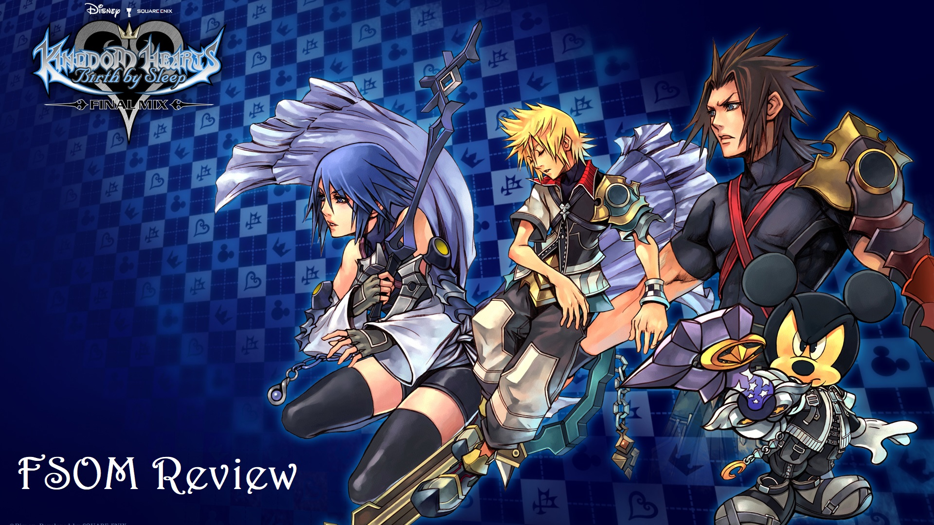 Kingdom Hearts – Birth By Sleep FINAL MIX – Review