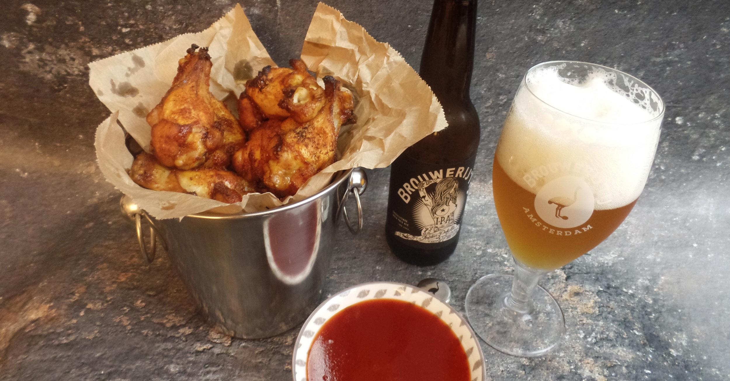 Het Receptenboek | Kip gepekeld in bier