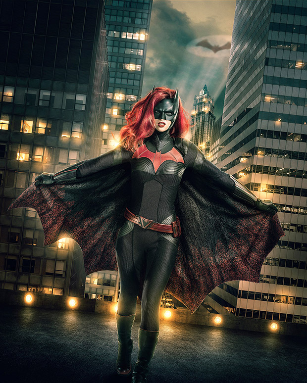 Ruby Rose speelt Batwoman