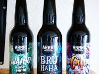 Het trio van Arrr! brewing op FSOM
