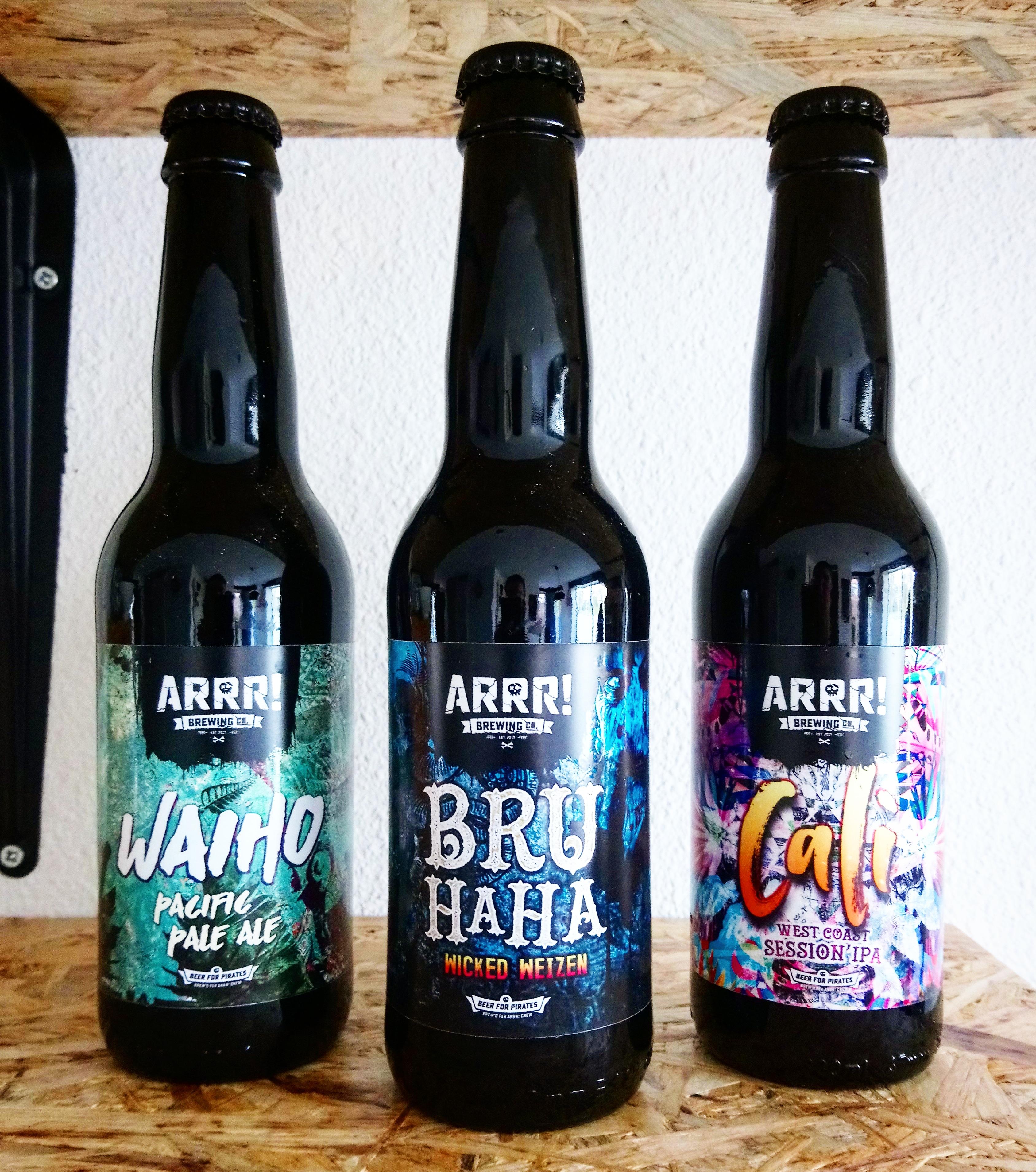 Wat proeven we vandaag? | Aflevering 1 Cali van Arrr! Brewing.