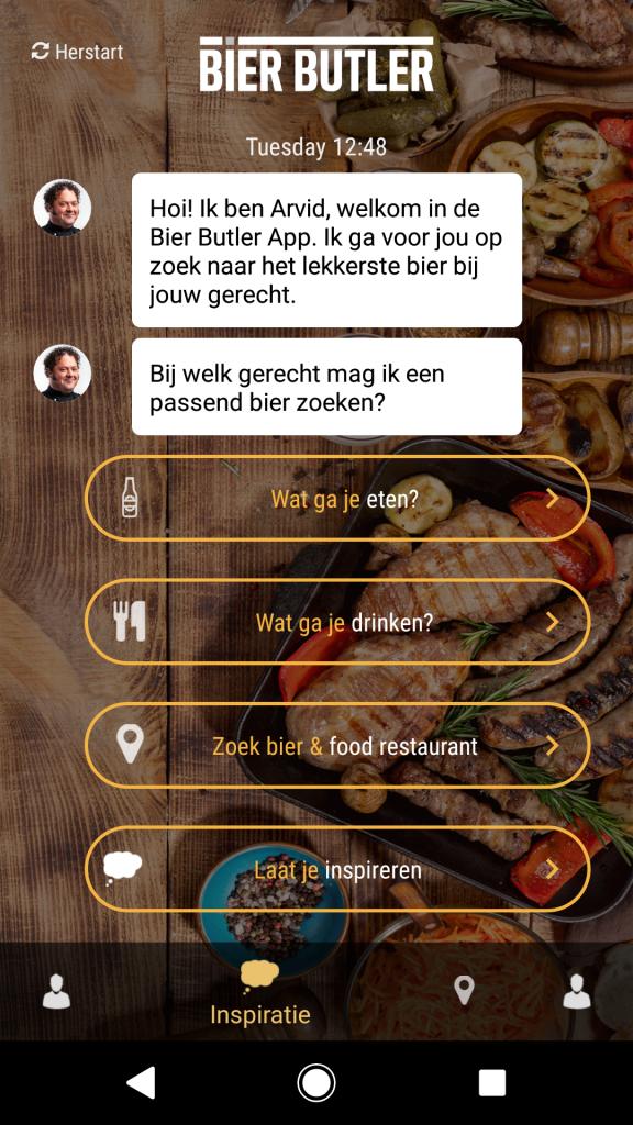 Bierbutler app FSOM