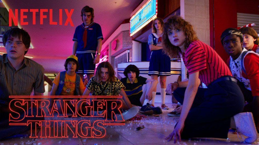 Stranger Things seizoen 3 Netflix op FSOM