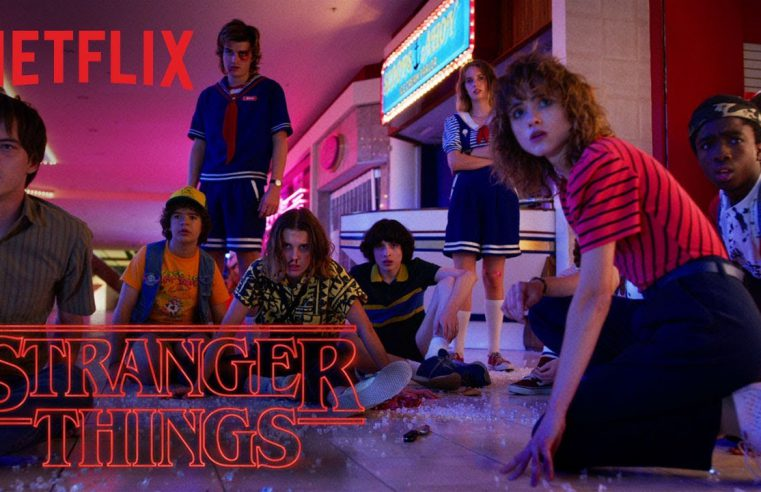 FSOM NETFLIX STRANGER THINGS TRAILER