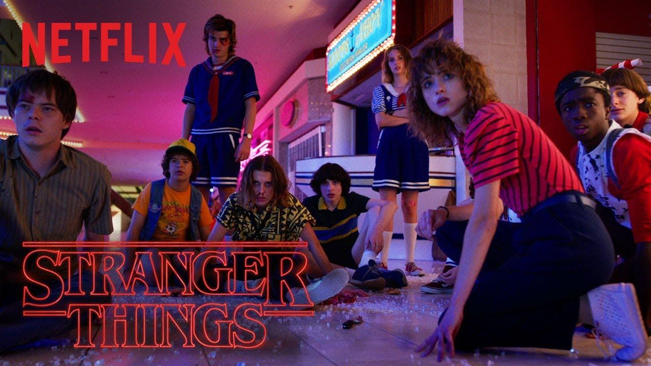 Het is bijna zover | Stranger Things seizoen 3