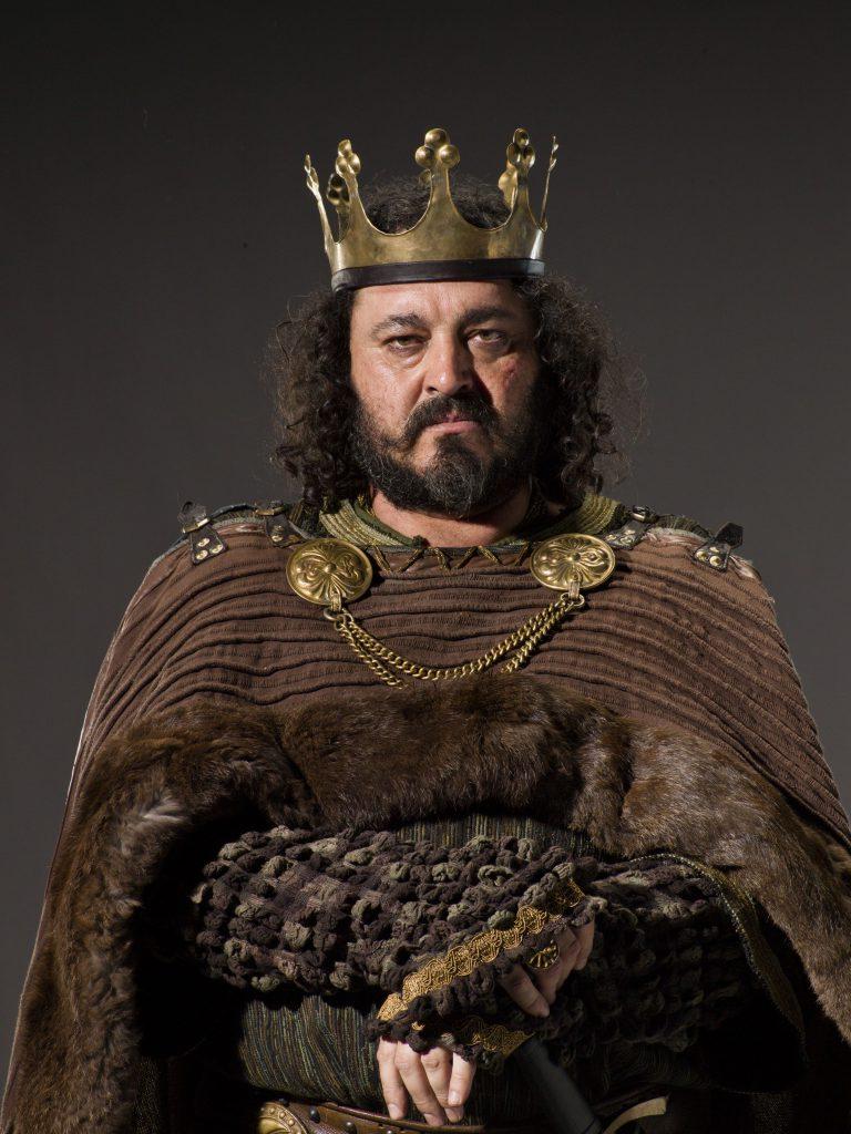 Het verhaal van Ragnar Lothbrok - Vikings seizoen 1 King aelle