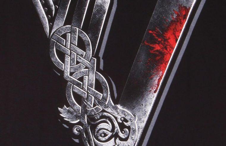 Het Vikings logo op fsom magazine