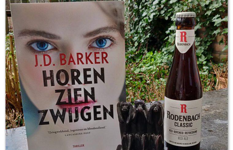 Horen zien en zwijgen FSOM cover Rodenbach