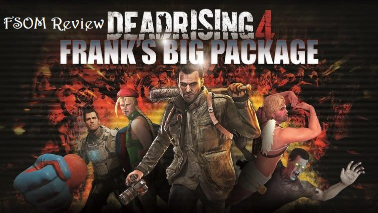 Dead Rising 4 – Franks Big Package Review