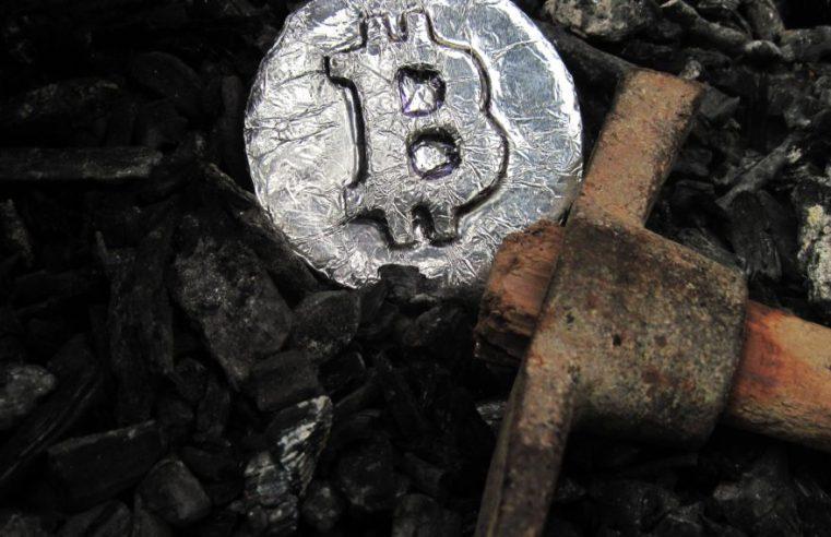 Mining Bitcoin FSOM