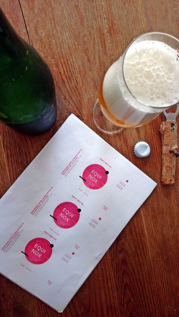 Met de door alleeninkt.nl geleverde inkt een stapeltje prachtige logo's uitgeprint voor onze homebrew Equinox! FSOM