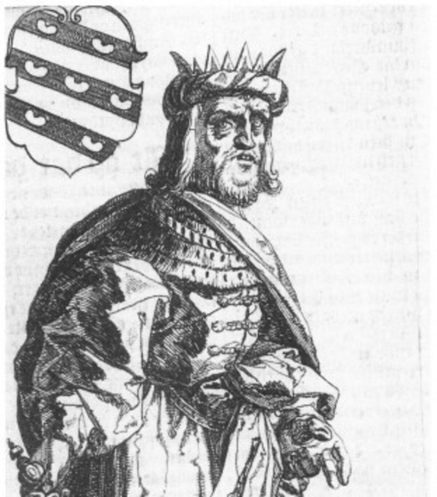 Redbad. Koning van de Friezen.