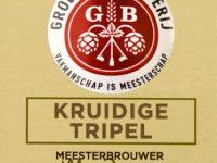 Grolsch Kruidige Tripel logo FSOM Thedutchbeerdad