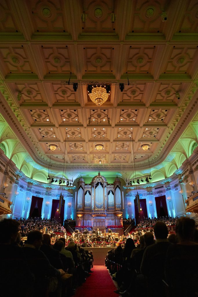Final Symphony II in Het concertgebouw FSOM