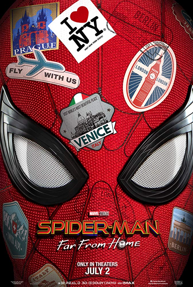 Spider-Man – Far From Home Review