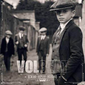 Volbeat rehashed sound op nieuwe album