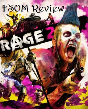 Ragequitten met Rage 2?