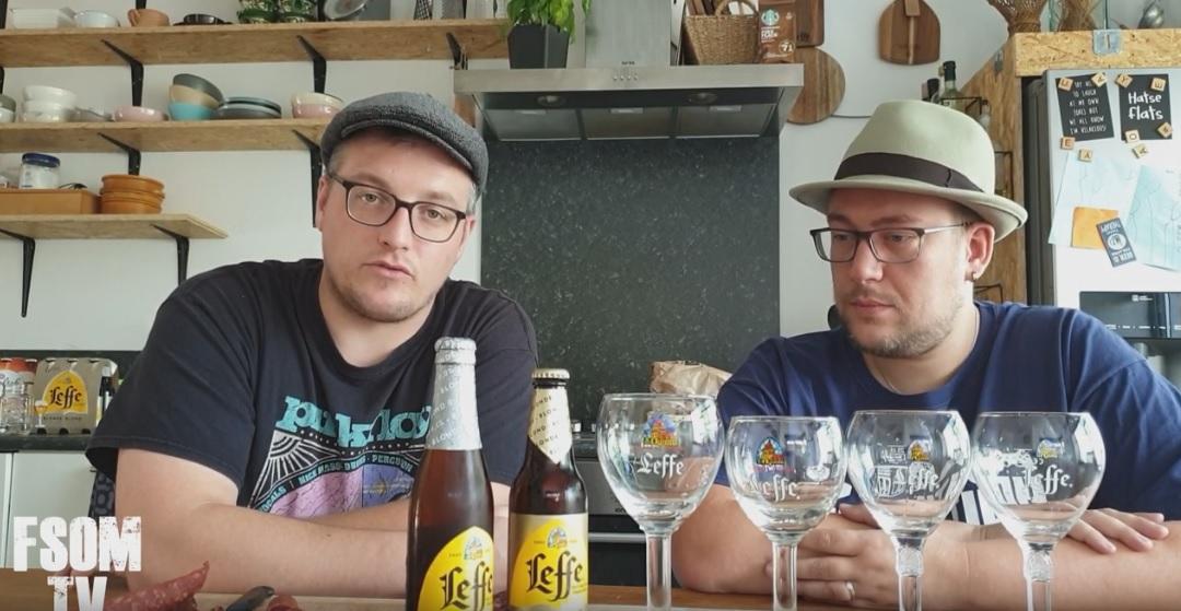 Biergondiërs jubileum aflevering 'Wat proeven we vandaag'!