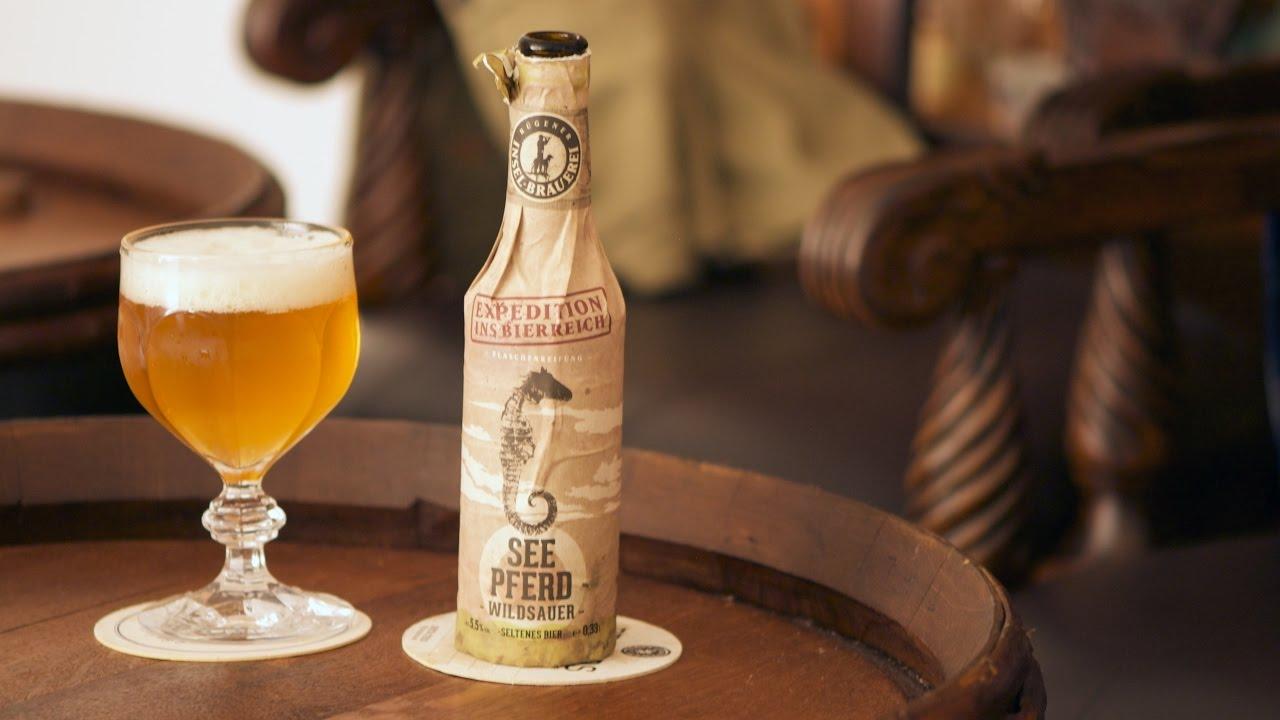 Beerystagram over het SeePferd van Insel Brauerei