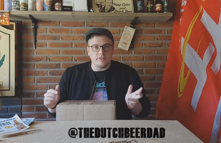 Family man meets family man Thedutchbeerdad FSOM unboxing