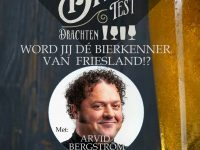 Biertest Drachten zoekt de enige echte bierkenner van friesland arvid bergstrom thedutchbeerdada smelnehus