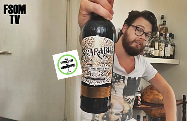 wat proeven we vdnaag confessions of a whisky freak proeft scarabus op fsom
