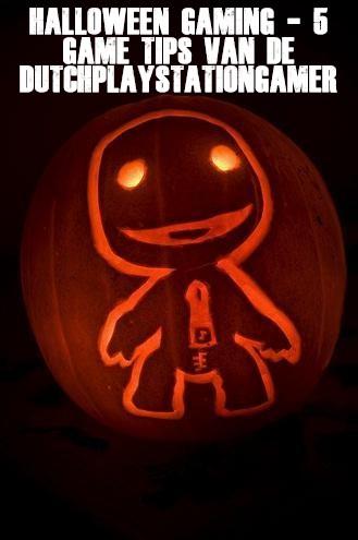 Halloween gaming – 5 game tips van de DutchPlayStationGamer