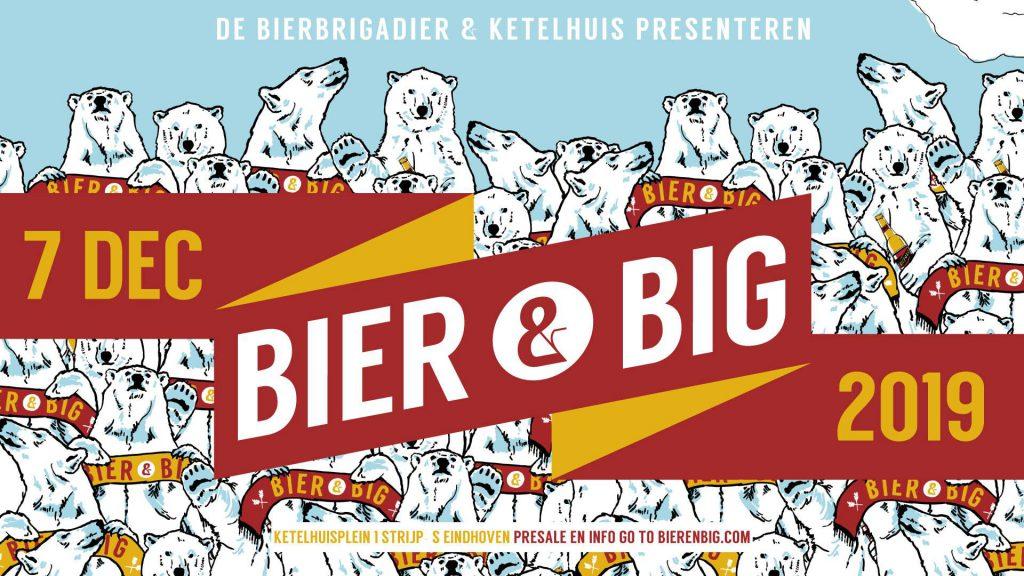 Bier & Big, ben jij erbij? Wij wel! 7 december is het weer zover, dan gaat Eindhoven extra opgewarmt worden in de decembermaand met het Bier & Big Festival! Het artikel op FSOM door niemand minder dan BooksBeersandBeyond.