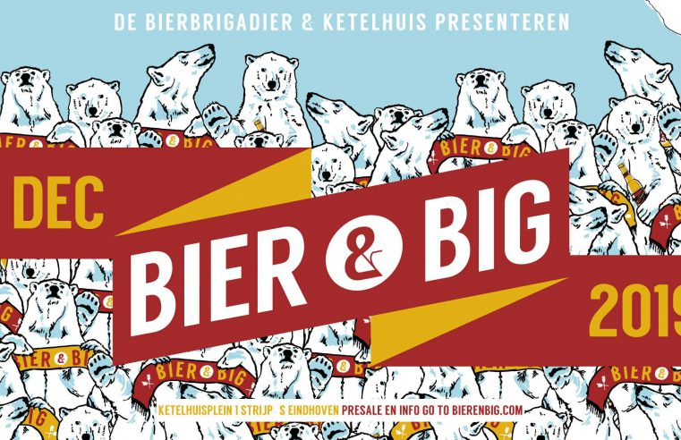 Bier & Big in Einhoven. FSOM is erbij!