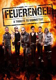 Geen Rammstein tickets? Gelukkig hebben we FEURENGEL!