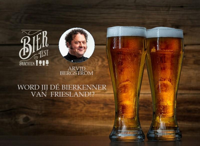 Giveaway flyer Op Vrijdag 22 november is het eindelijk zover, de tweede editie van Biertest Drachten in 't Smelnehûs . De avond staat onder leiding van internationaal bier sommelier Arvid Bergström en naast het proeven van bier, zijn er uiteraard heerlijke hapjes en live muziek!