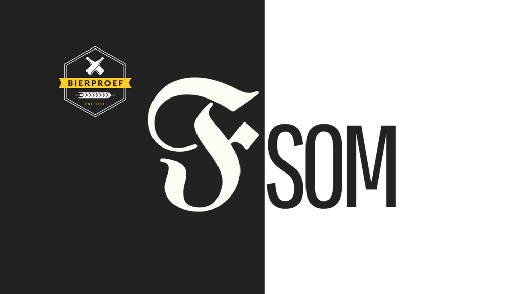 Bierproef versus Fsom logo