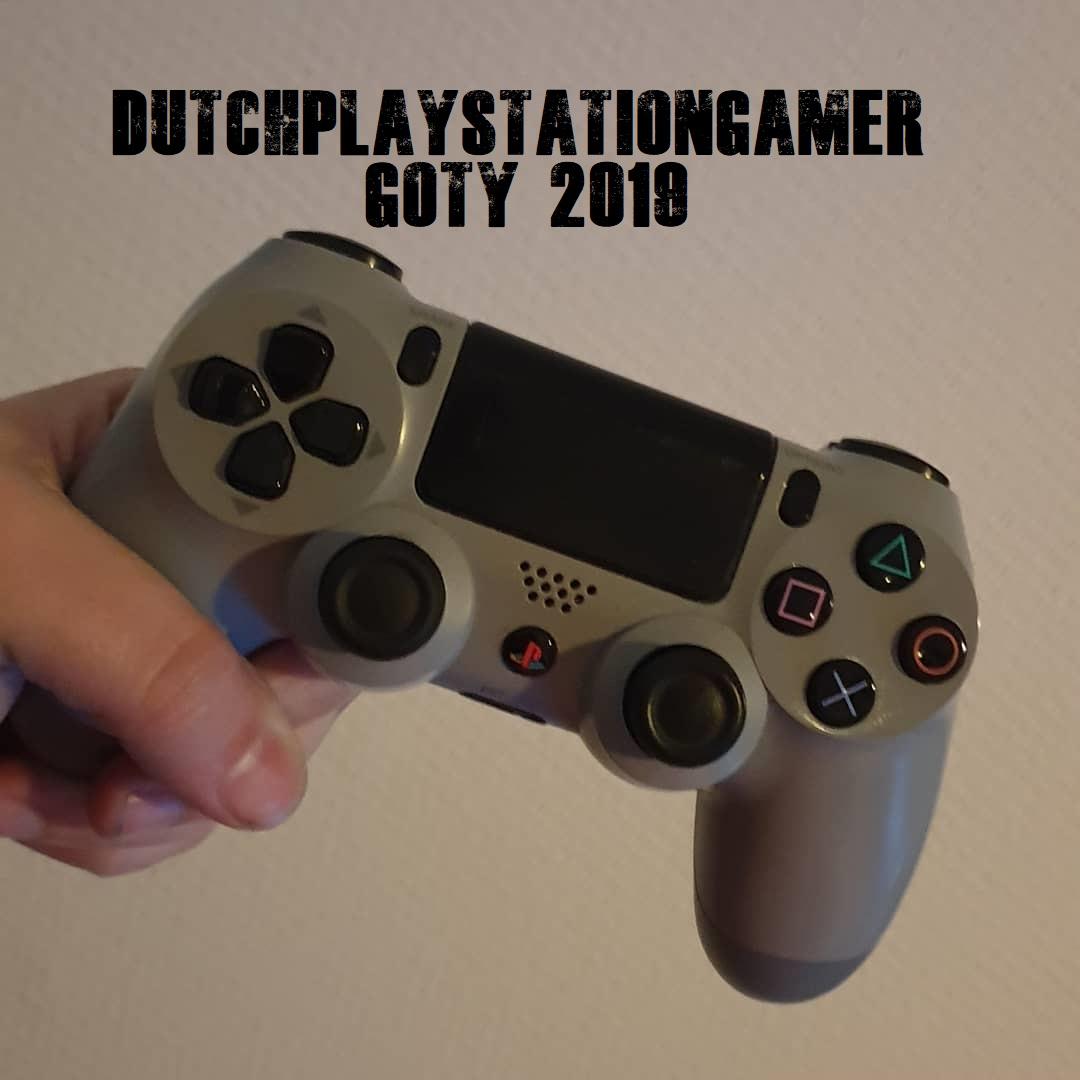 DutchPlayStationGamer GOTY 2019 – Het was een goed jaar!