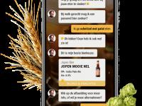 Bier butler arvid in actie op fsom