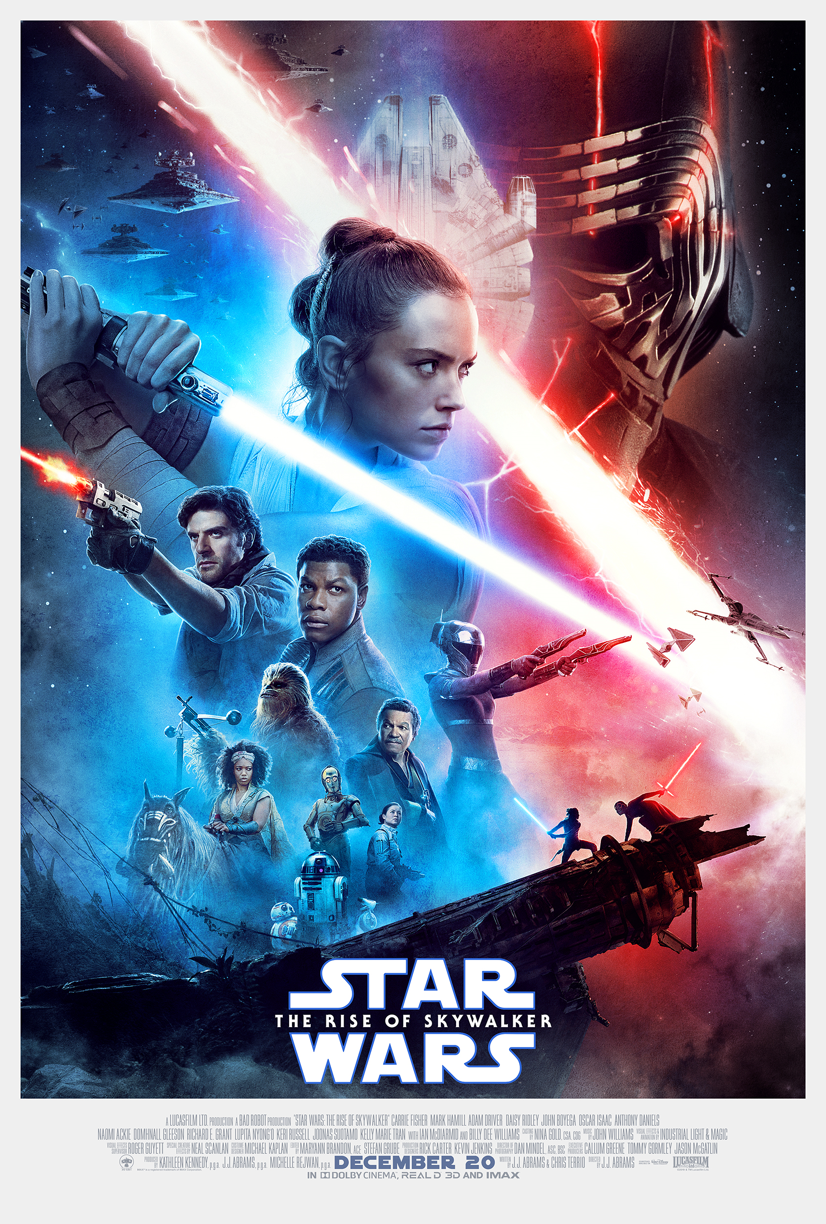 Star Wars Episode IX – The Rise of Skywalker