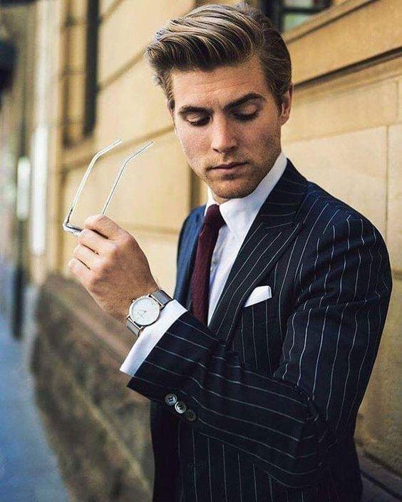 suit up. De dresscode voor mannen op fsom door thedutchbeerdad