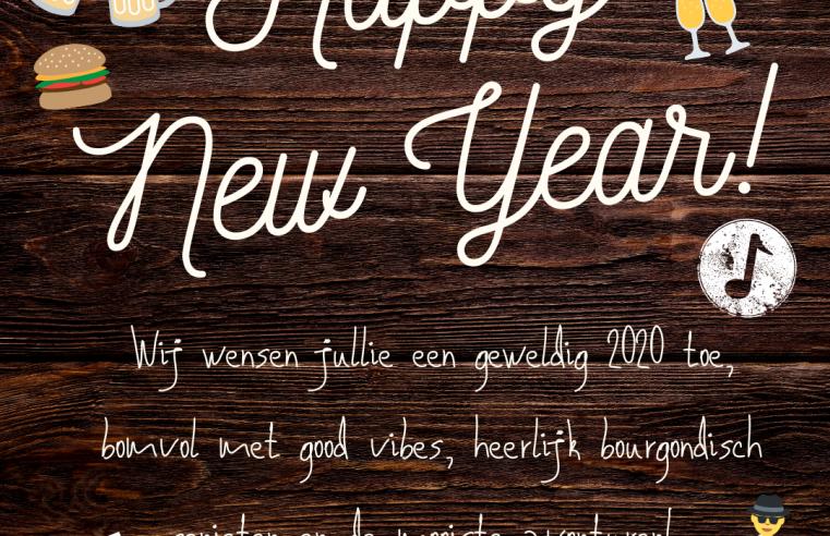happy new year fsom
