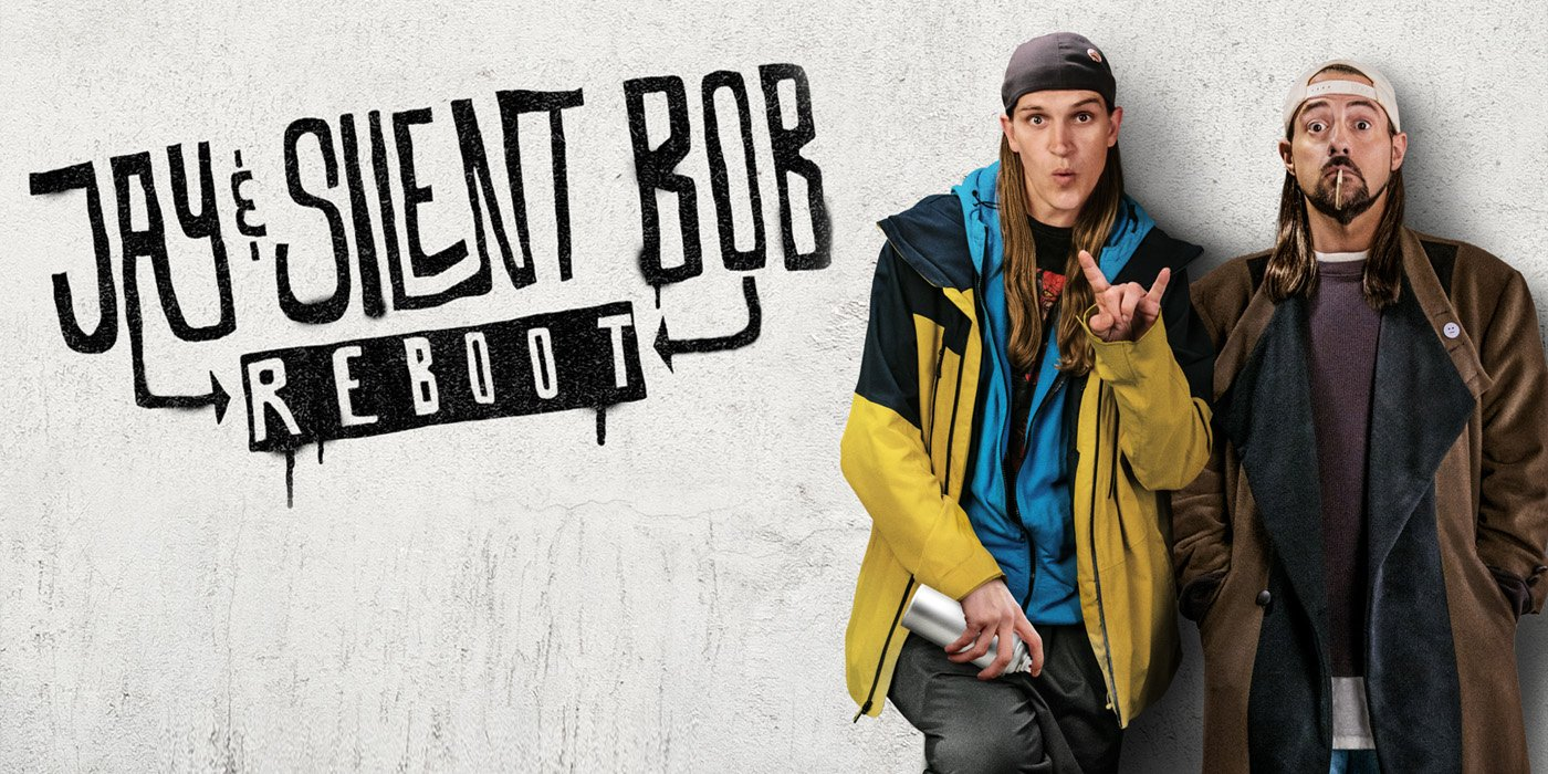Jay and Silent Bob strike back, again!