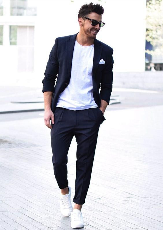 smart casual is de dresscode voor mannen. Lees er alles over op fsom dankzij thedutchbeerdad